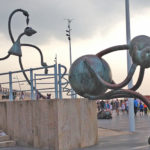 Fairytale Sculptures by the Sea Scheveningen Netherlands