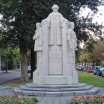 Juliana van Stolberg monument The Hague