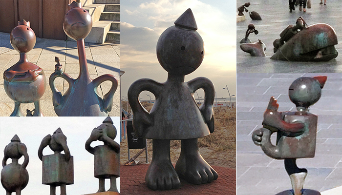 Tom-Otterness-Fairytale-Sculptures-by-the-Sea-The-Hague-Scheveningen