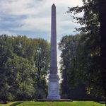 obelisk monument in Rijswijk woods
