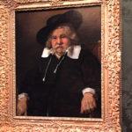Rembrandt self-portrait Mauritshuis Netherlands