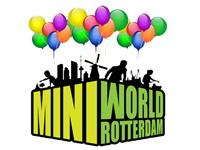 Miniworld Rotterdam childrens parties