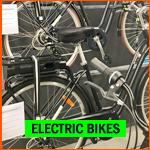 electric bikes (e-bikes) in Holland