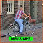 men's bike (herenfietsen) in Dordrecht Netherlands