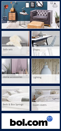 Dutch furnishings home decor shop Netherlands