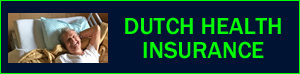 healthcare insurance in Holland Netherlands