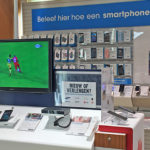 Dutch mobile phone shop in Netherlands