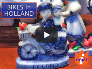 ExpatINFO Holland YouTube bike video