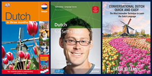 learning Dutch language books cds