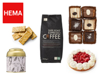 food snacks chocolates Hema Netherlands