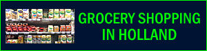 supermarkets and grocery shopping in Netherlands