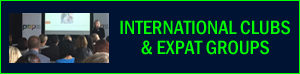 international clubs expat groups Netherlands
