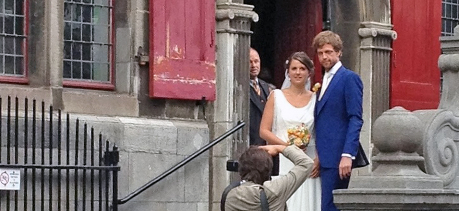 Getting Married in Holland