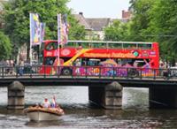 Amsterdam sightseeing tours