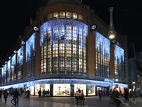high end department stores in Netherlands
