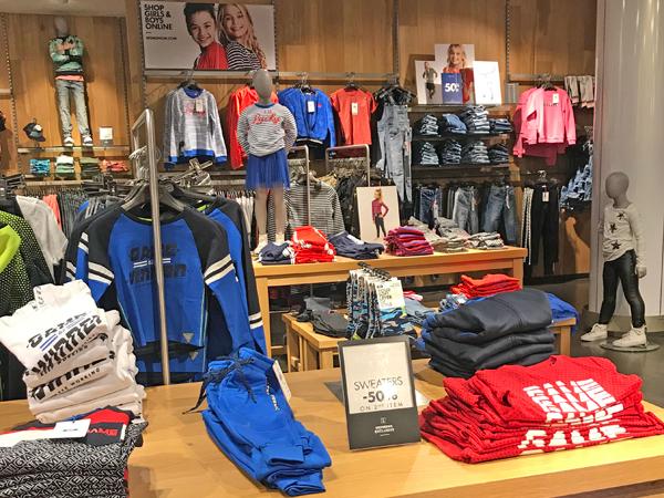 kidz brands store