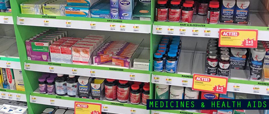 Dutch-drugstores-medical-aids-nutrition-supplements-Netherlands