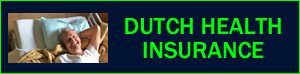 Dutch healthcare insurance in Netherlands