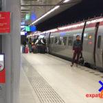 high train service Netherlands