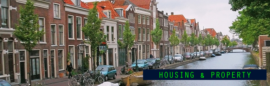 housing home and property guide expats in Netherlands