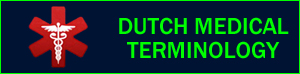 Dutch medical health terminology Netherlands
