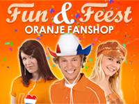 Dutch orange party supplies store Netherlands