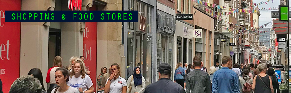 SHOPPING, RETAIL & FOOD GUIDE | ExpatINFO Holland