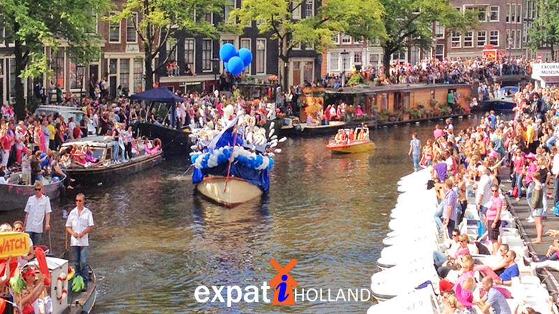 ExpatINFO Holland Events guide Netherlands - FESTIVALS