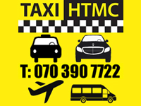 taxi service The Hague Schiphol airport Netherlands