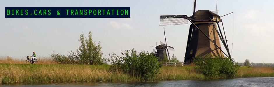 cars bikes transportation services Netherlands - expatINFOholland