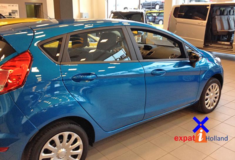 ford car dealership autobedrijf in Netherlands