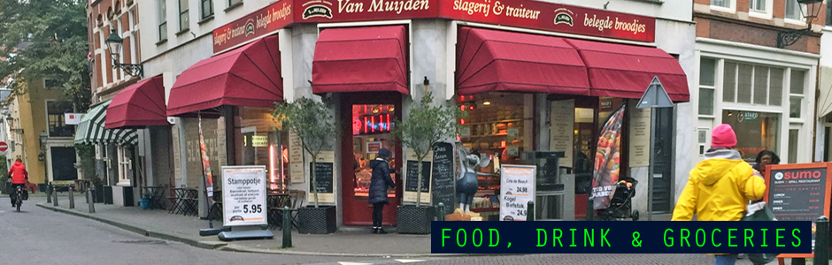 food drinks grocery directory Netherlands