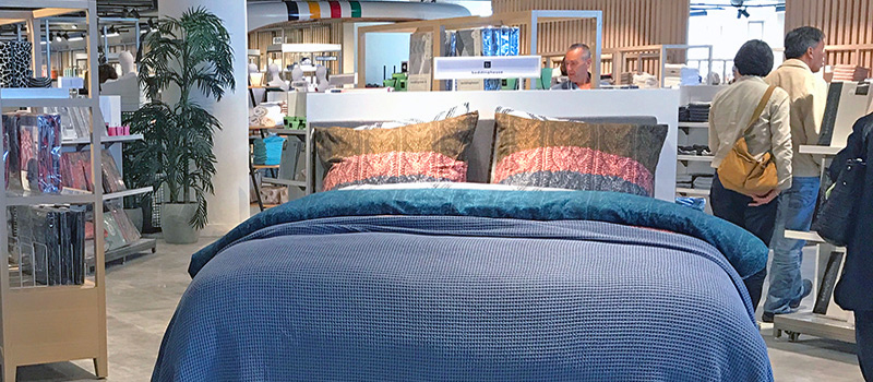 Dutch furniture bedding home decor stores Netherlands