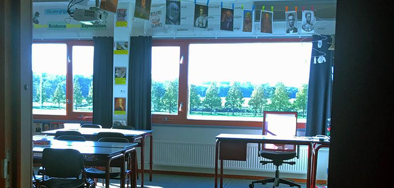 international school in Netherlands