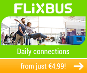 low cost bus coach transport from Netherlands to Europe