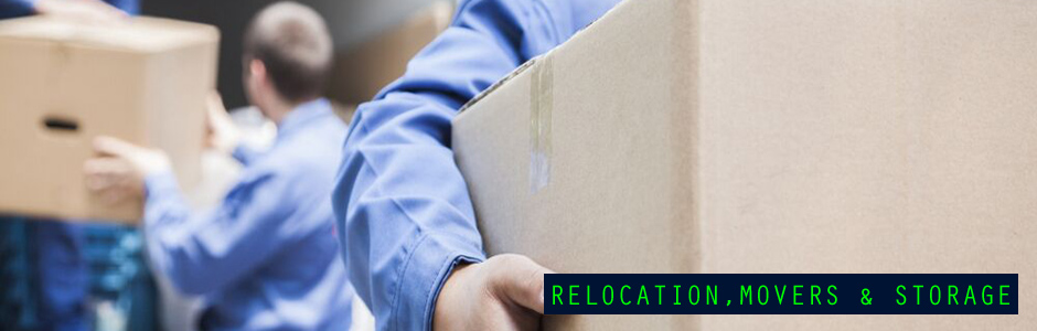 relocation moving services storage Netherlands