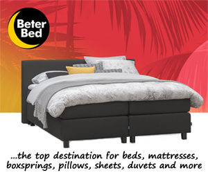 Dutch bed mattress retail stores Netherlands