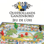 Ganzenbord (Game of the Goose) Dutch board game