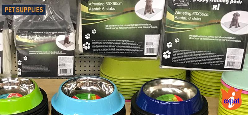Netherlands pet supplies stores huisdierenwinkel