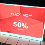 Black Friday sales in the Netherlands