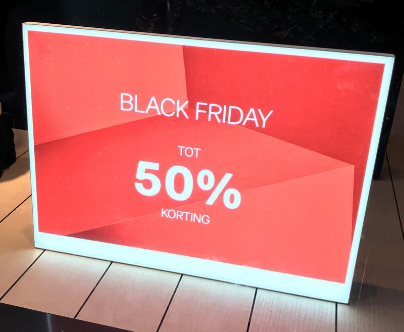 Netherlands Black Friday Sales Expatinfo Holland