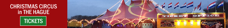 Christmas Circus The Hague tickets