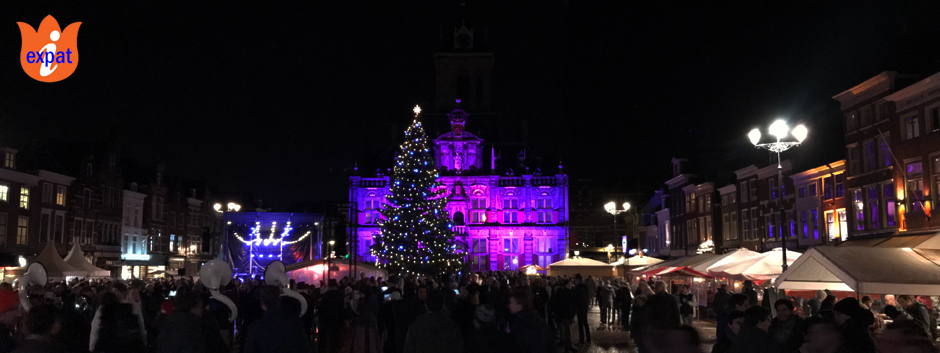Christmas New Year and holiday events in Netherlands