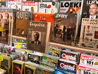 book and magazine shops in Netherlands