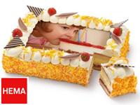 kids photo birthday cakes baker in Netherlands