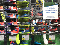 DECATHLON kids athletic shoes and clothing stores in Netherlands