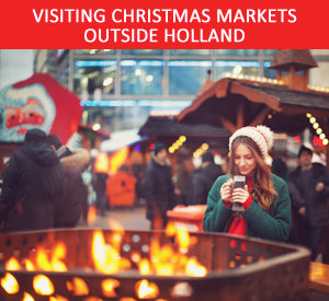 info on visiting a Christmas market in Germany France Belgium UK