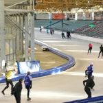 ice skating rink in Netherlands