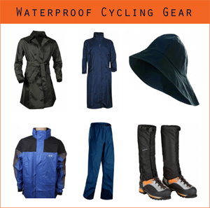 waterproof cycling clothing store Netherlands
