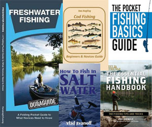 English-language fishing angling books in Netherlands